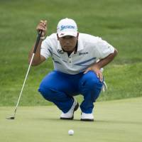 Confident Matsuyama turns thoughts to year's final major