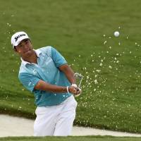 Matsuyama tied for PGA lead