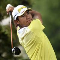 Matsuyama trails leader by one stroke at PGA