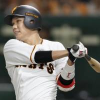 Sakamoto has shot at historic hit total