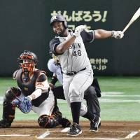 'Panda' Rogers adjusting to playing with Tigers