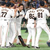 Usami makes first game-winning hit of career one to remember