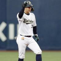 Buffaloes' Wakatsuki ignites comeback victory over Eagles