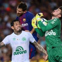 Tragedy-hit Chapecoense looking to continue recovery in Japan