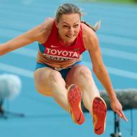 Triple jumper Pyatykh receives four-year doping ban