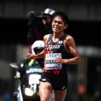Japan disappointed by marathon results at worlds