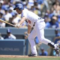 Dodgers top Padres as Maeda earns 11th win