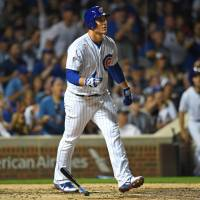 Big boppers Bryant, Rizzo power Cubs in rout of Reds