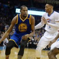 Golden State Warriors superstar Kevin Durant, the MVP of the NBA Finals, says he won't visit the White House if the team is invited by President Donald Trump. | REUTERS