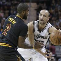 More Manu: Ginobili returning for 16th season with Spurs