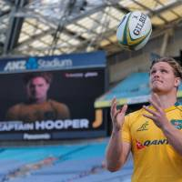 Flanker Hooper appointed Wallabies captain