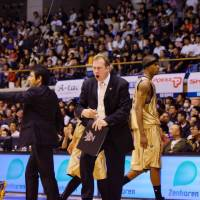 Keith Richardson helped the Ryukyu Golden Kings capture four bj-league titles in his nine seasons as an assistant coach for the team. | PHOTO COURTESY OF KEITH RICHARDSON