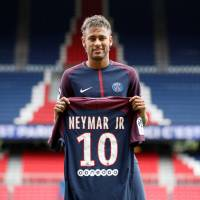 Neymar says move not for money