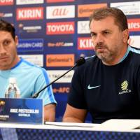 Socceroos looking to wrap up qualification for Russia 2018
