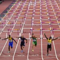 McLeod gives Jamaica gold in hurdles