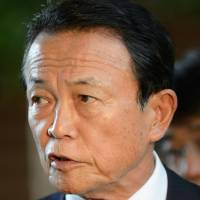 With election looming, Aso may skip meeting of G-20 finance chiefs next month