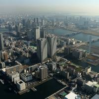 Japan's economy has been recovering moderately in September, boosting the likelihood of the current expansion becoming the second longest in the postwar period, according to the Cabinet Office. | BLOOMBERG