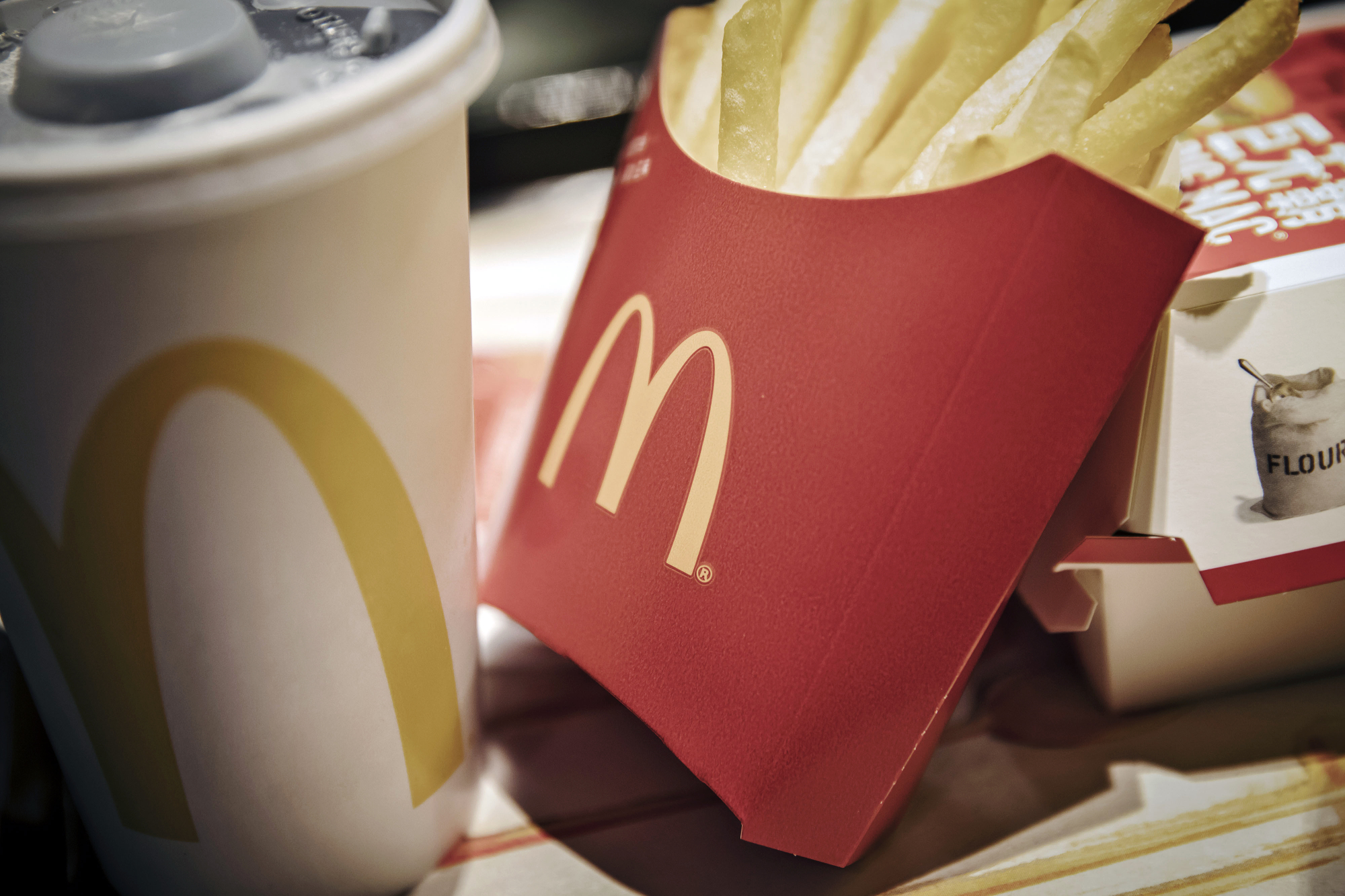 McDonald's Japan is adding to its restaurant count in the second half of the year. | BLOOMBERG