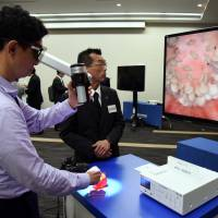 Sony-Olympus joint venture to market advanced HD surgical microscope