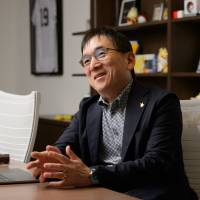 Pokemon Co. CEO Tsunekazu Ishihara said in an interview in Tokyo on Aug. 31 that new elements will be added to 'Pokemon Go' so people will keep coming back to play the game and discover new things. | BLOOMBERG