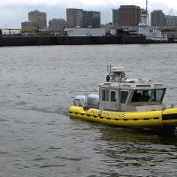 Long in the works, self-driving boats may make a splash before autonomous cars