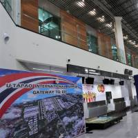 U-Tapao International Airport is being revamped to become Thailand's third-largest commercial airport, which is expected to see 60 million passengers per year by 2032. | SHUSUKE MURAI