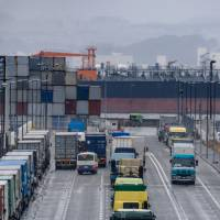 Japan trade balance returns to surplus on strength of auto, electronics exports
