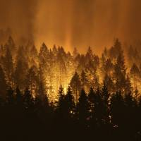 U.S. Forest Service wildfire tab tops record $2 billion and blazes continue to rage