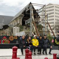 Christchurch Cathedral, badly damaged in powerful 2011 quake, will be rebuilt
