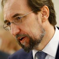 U.N. warns of possible 'crimes against humanity' in Venezuela