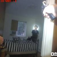 First bodycam video released off fatal NYPD shooting, claiming man with knife, fake gun
