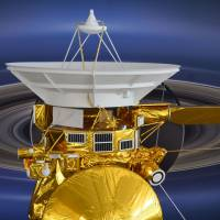 Cassini to serve as 'magnifying glass' on Saturn until its looming end
