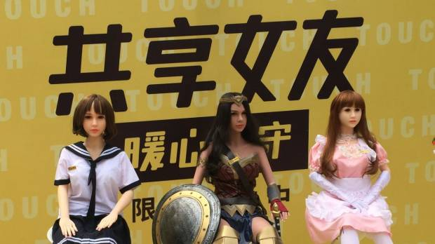 Chinese police deflate company's plans to rent out 'shared girlfriends'