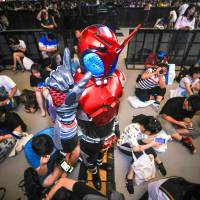 Under pressure in a fast-changing world, young Chinese escape into Japanese-inspired virtual reality site