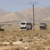 Islamic State convoy split up in eastern Syria, U.S.-led coalition says