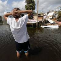 Couldn't afford to flee, Irma pushed Florida's destitute even closer to the edge of ruin