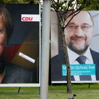Outnumbered by 'gray voters,' Germany's younger generations worry investment in the future is at risk
