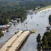 Search goes on for Harvey survivors as Trump requests aid