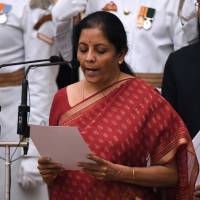 In Cabinet shake-up, Modi appoints India's first female defense minister