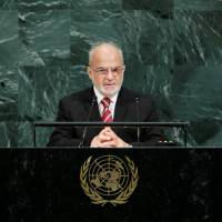 Iraq seeks other nations' help to build a nuclear reactor