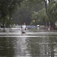 Now a tropical storm, Irma crosses Southeast, leaves three dead in Georgia, one in South Carolina