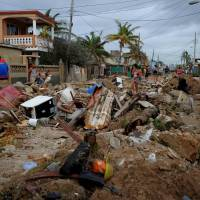Powerful hurricanes to fuel demands from island nations at climate talks