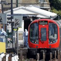 British police arrest 18-year-old in hunt for London train bomber