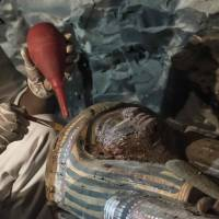 Egypt declares discovery of 3,500-year-old tomb of royal goldsmith in Luxor