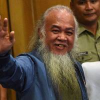 Rescued Filipino priest talks of need for religious harmony as freed female hostages recount captors' abuses
