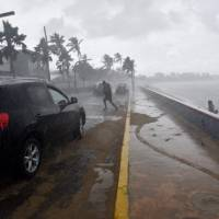 Dominica falls silent after Category 5 Hurricane Maria causes 'mind-boggling' destruction, targets Puerto Rico
