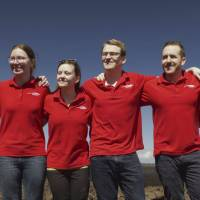 Mars research crew emerges hungry after eight months of isolation on volcano