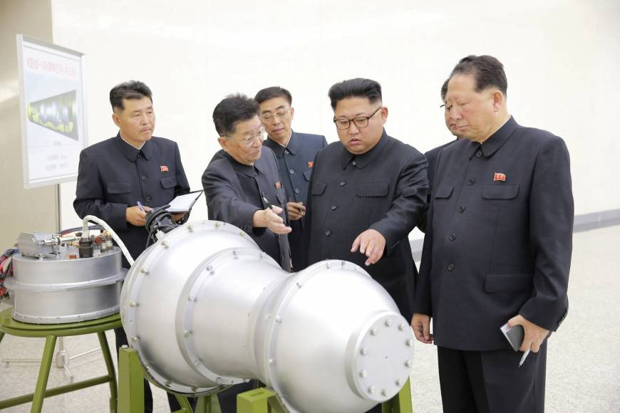 North Korea conducts sixth nuclear test, says it has developed 'perfect' ...