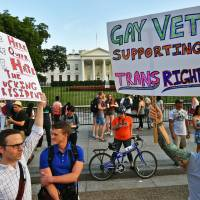 Pentagon to fund medical treatment for transgender troops into March