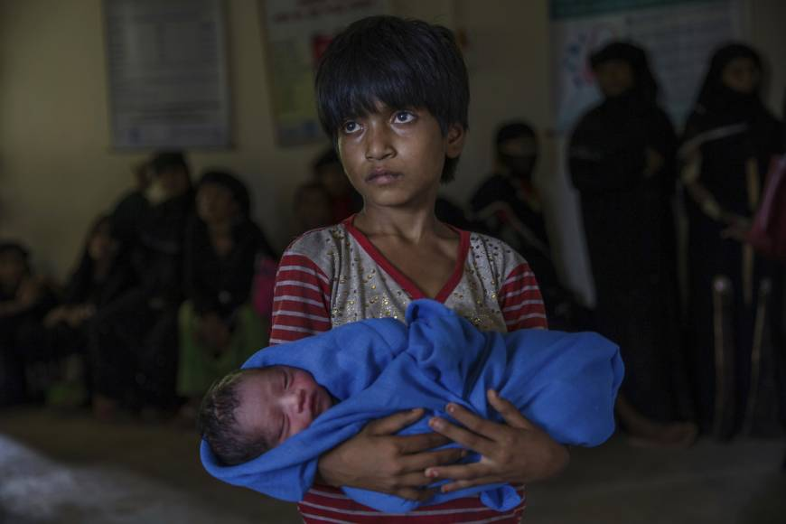Guterres condemns Myanmar's ethnic cleansing of Rohingya as UNSC issues rare strong warning